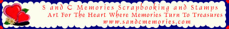 S and C Memories Scrapbooking and Stamps