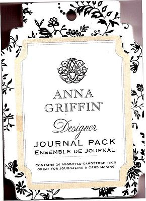 Georgette Journal Tags