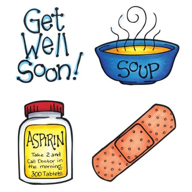 Get Well Soon/Cling