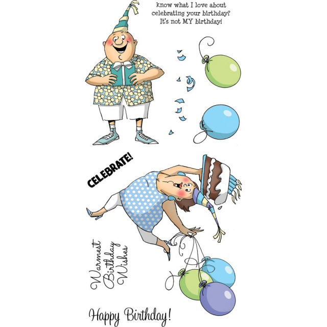 Birthday Wishes/Clear