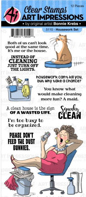 Housework/Stamps