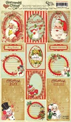 Heartwarming Vintage Cuts-Retro Christmas