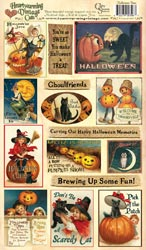 Heartwarming Vintage Cuts Halloween Time