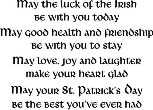 Best St. Pat's Day Greeting