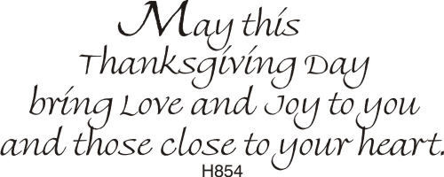 Close To Your Heart Thanksgiving Greeting