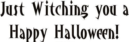 Witching You