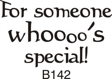 Whooo's Special