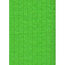 Honeycomb Paper Pad Lime Green