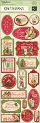 Yuletide Adhesive Chipboard