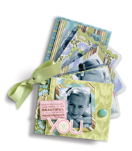 Amy Butler Sola Wallet Size Mini Book Kit