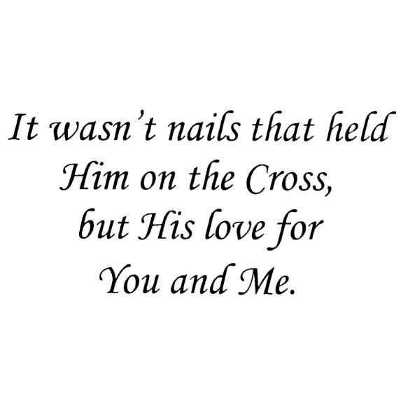 Nails On The Cross/Cling