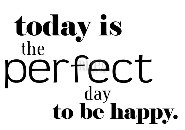 Today Is The Perfect Day/Cling