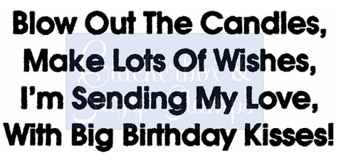 Blow Out The Candles/Cling