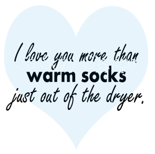 Warm Socks/Cling
