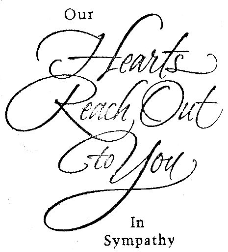 Sympathy card coloring pages ~ Sympathy Rubber Stamps