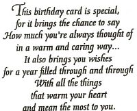 This Card Special-Birthday