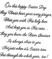 On Happy Easter Day