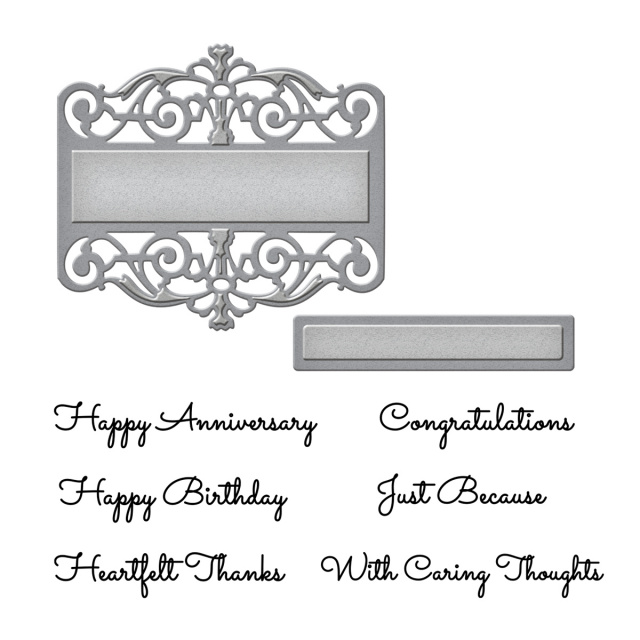 Giving Occasions (Stamp & Die Set)