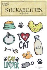 Cat Icon Stickers