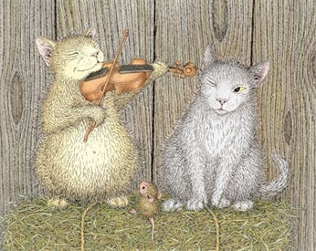 Cat And The Fiddle/Cling