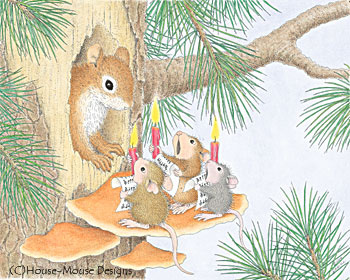 Squirrel Singers/Cling