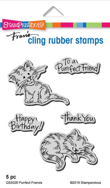 Purrfect Playmates/Cling