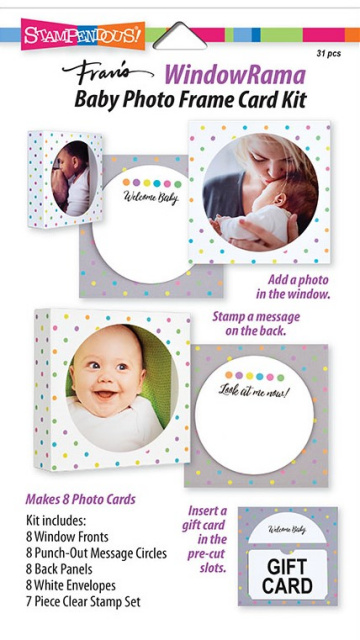 WindowRama Baby/Everyday Card Kit