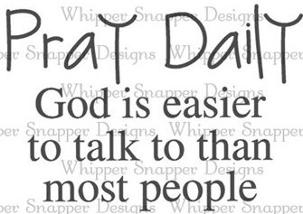 Pray Daily/Cling