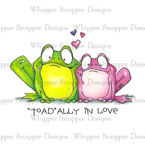 Toadally In Love