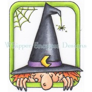 Witchy Frame/Cling