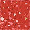 12x12 Sparkle Cardstock-2 Cute Be Loved