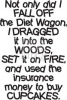 Diet Wagon/Cling