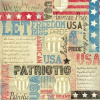 12x12 American Pride Collage